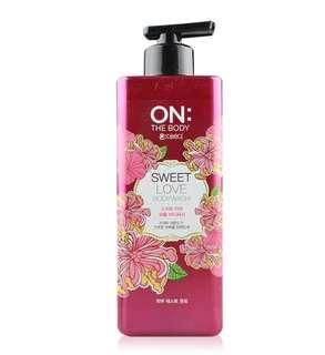 Perfume body wash 500ml