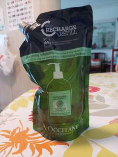 Loccitane Volumizing Shampoo 500ml