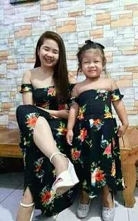Tandem dress