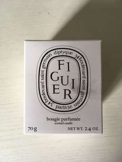 Diptyque Candle Figuier 70g