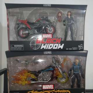 Marvel Legends Ghost Rider & Bike Set