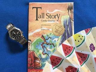 Tall Story by Candy Gourlay
