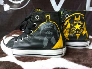 CONVERSE ALL STAR ORIGINAL Batman kid no nike vans adidas New Balance