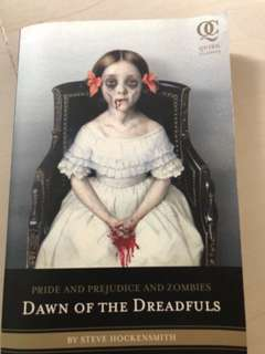 Pride and the prejudice and zombies-dawn of the dreadful