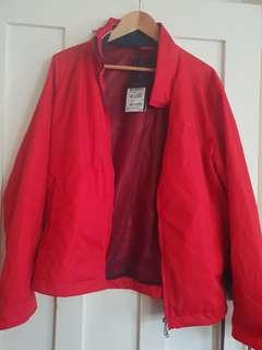 Mens woven jacket