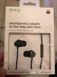 100% new HTC Type C Hi-Res Earphone