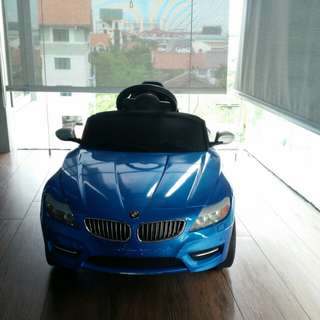 Working bmw car for kids