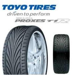 TOYO T1R 205-40-17