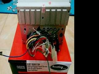 Double DIN LED Audio Mobil.. Harga bisa di atur