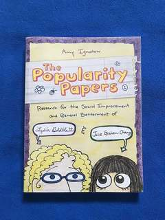 Popularity Papers Book 1