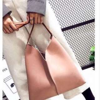 Triangle Shoulder Bag
