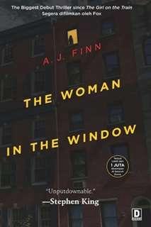 The woman on the window - A.J. Finn (bahasa)