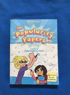 Popularity Papers Book 3