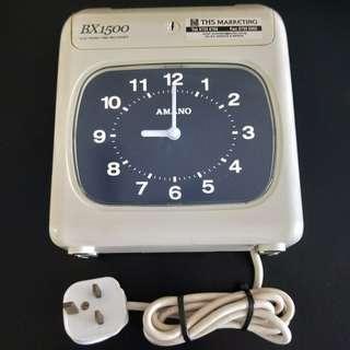 Digital Time Stamp Recorder