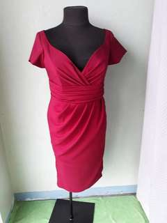 Repricing : Semi and Formal Dress ( XL)