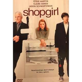 DVD - SHOPGIRL