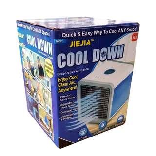 天氣又濕又熱,成日開冷氣都唔係辨法❗️ 而且又非常唔環保🤔桌面風扇好嘈啊🤔 有冇計?
