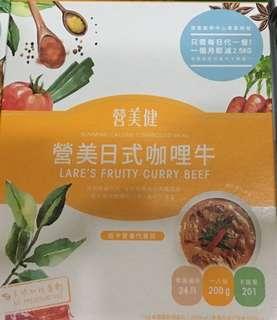 營美健 低卡營養代餐包