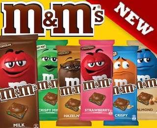 🚚 M&M國外限定巧克力