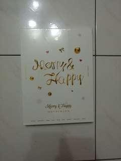 Twice merry happy monograph