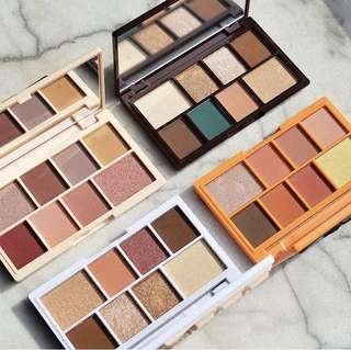 Mini Chocolate Eyeshadow Palettes by I Heart Revolution