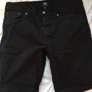 H&M Knee Length Shorts