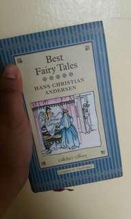 Hans Christian Andersen Story book