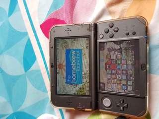 New Nintendo DS XL (modded version)