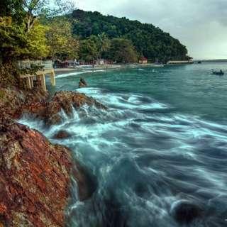 AMI Travel | 2D1N Ombak Kapas Island Beach Resort