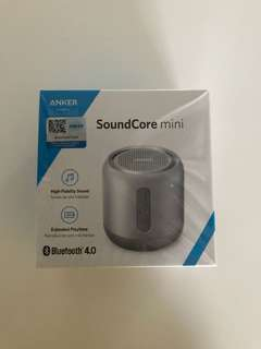 Brand New Anker Soundcore Mini Bluetooth Speaker
