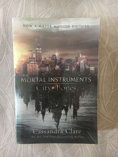 Mortal Instruments: City of Bones by Cassandra Clare