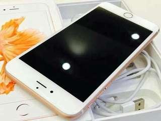 Iphone 6s plus Rosegold