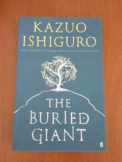 Kazuo Ishiguro The Buried Giant Hardcover