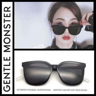 Gentle Monster Papas Sunglasses - unisex 太陽眼鏡