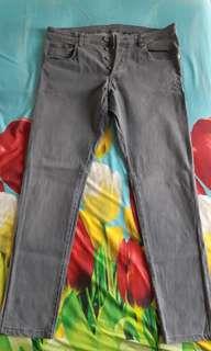 Celana Jeans H&M size 36 skinny