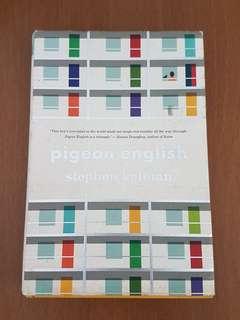 Stephen Kelman Pigeon English Hardcover