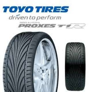 TOYO T1R 205-45-17