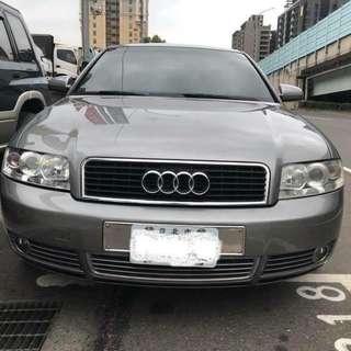 廠牌:Audi A4 1.8T