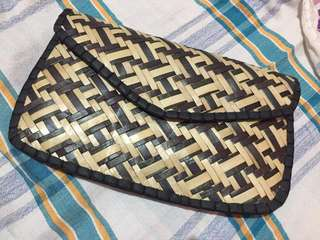 Handcrafted Native Clutch