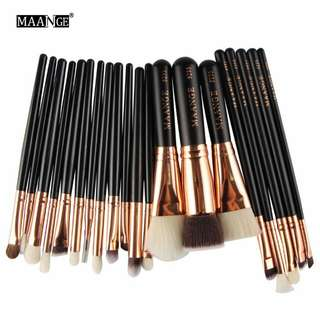 MAANGE Kuas Make Up Profesional 20 PCS