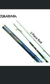 DAIWA JUPITER SAFARI 6,7 AND 8 FT FISHING ROD