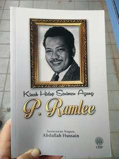 Kisah Hidup Seniman Agung P Ramlee