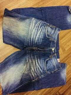 Edwin Jeans 505 straight
