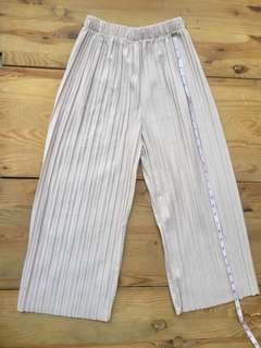Twill Cavern stripes pants