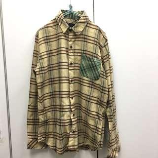 Smart causal Men's shirts ( for autumn )