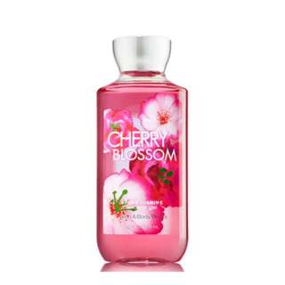 Bath and Body Works Cherry Blossom Shower Gel 295ml
