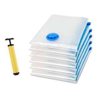 5 Extra Large Vacuum Compressed Bag with Pump