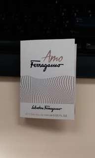 [包郵] 最新 Amo Fevragamo Parfums 1.5ml