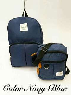 BACK TO SCHOOL 2in1 BAGS