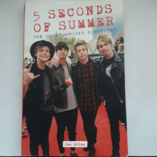 5 Seconds of Summer Book